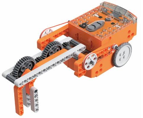 Ed Robo Claw build
