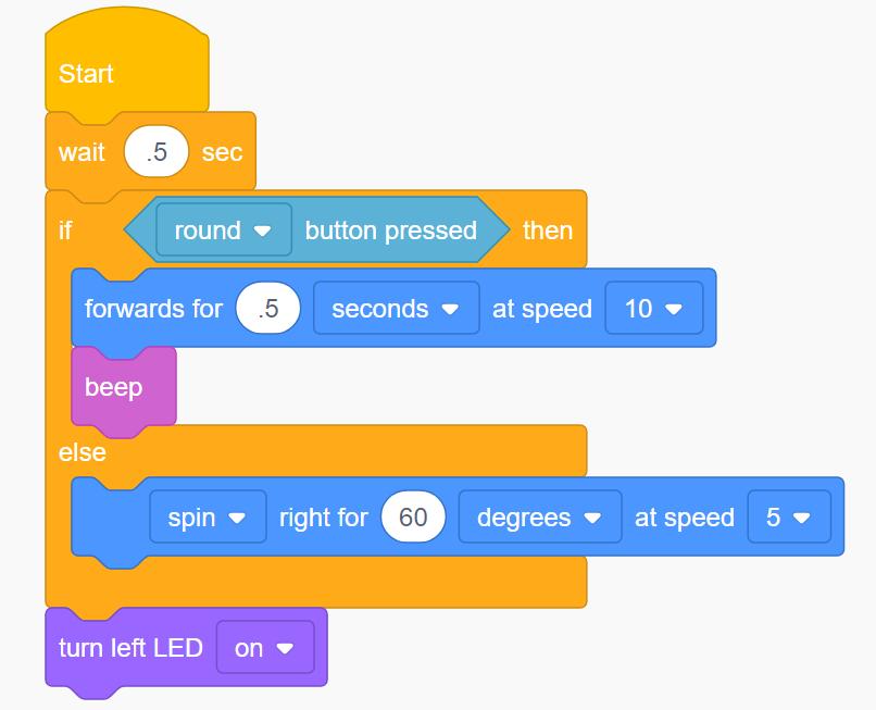 EdScratch Example Program