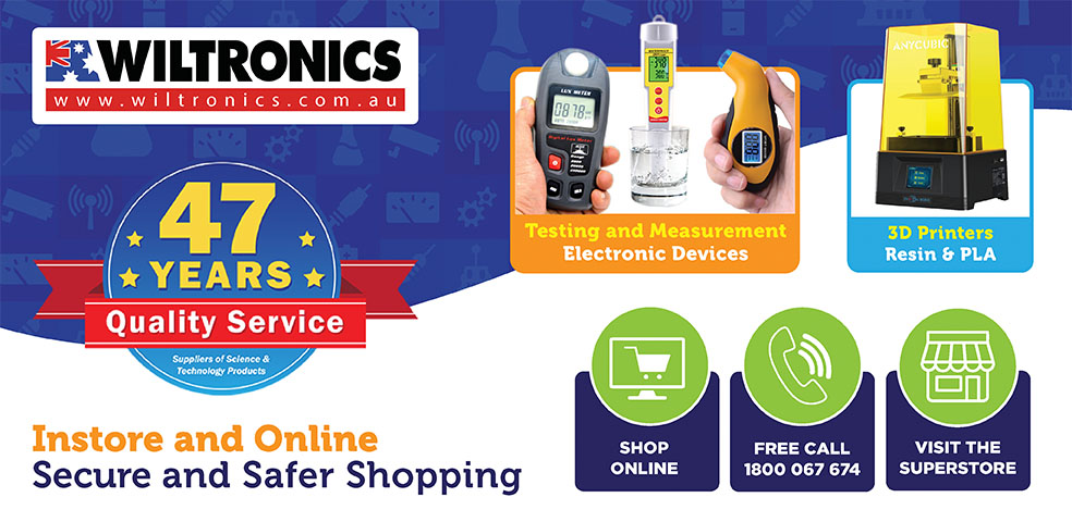 Shop online, free call 1800 067 674 or visit in store. Concord CCTV Camera Kits and Wi-Fi Digital Microscopes available.