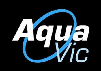 Aqua Vic logo