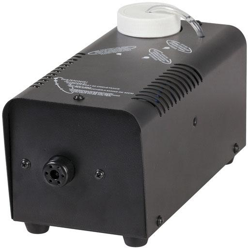 Photo of a 400W mini fog machine.