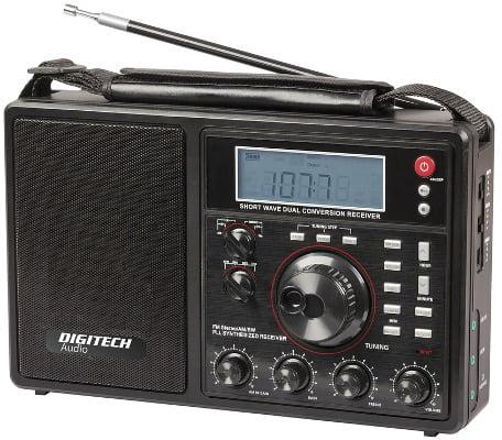 World Band - Short Wave Radio