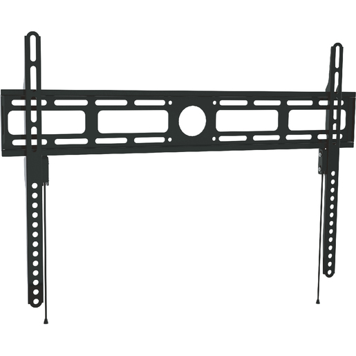 Photo of an ultra-thin LCD TV wall bracket.