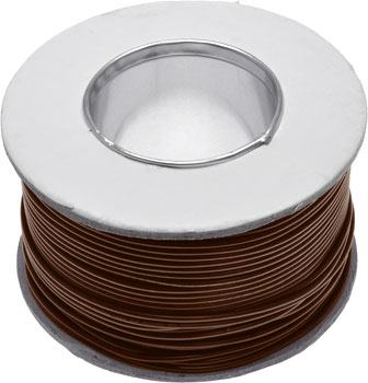 Brown Cable 240vac 7 5a 24 0 20 100m Roll Wiltronics