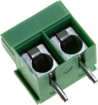 PCB Terminal Blocks 3 5mm & 5mm Pitch   Wiltronics