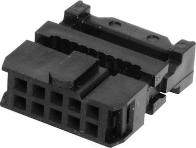 3001 10py Frc Plug With Strain Relief Wiltronics