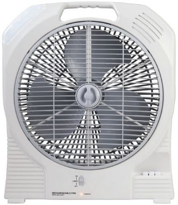 Rechargeable Electric Fan 14 Inch