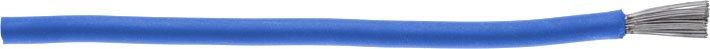 30/0.25 (1.5mm2) V180 Silicone Wire Blue Per Metre