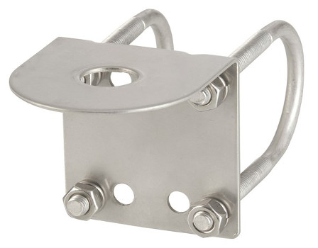 Stainless Steel Bull Bar Antenna Mount