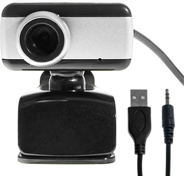 CM2925 Webcam with Built-in Microphone main