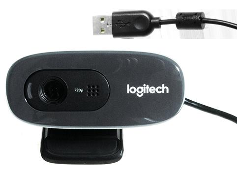 Logitech HD C270 Webcam main