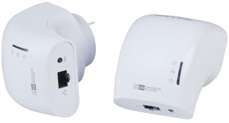 Ethernet Over Power Kit