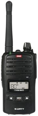 GME TX6160 5W UHF Transceiver w/ Accessories