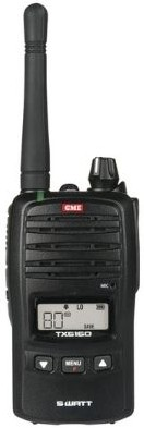 GME TX6160X 5W UHF Transceiver