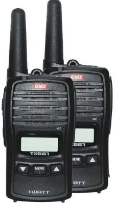 GME TX667TP 1W Transceiver