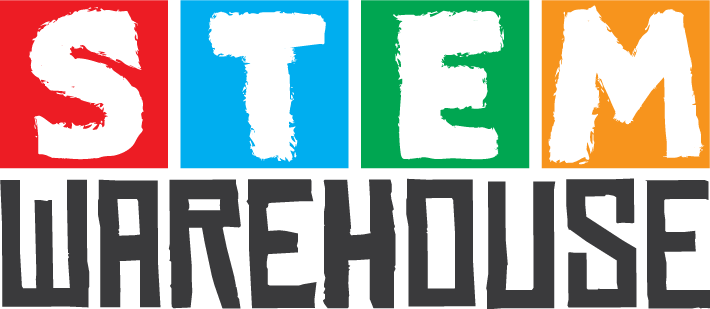 STEM Warehouse logo.