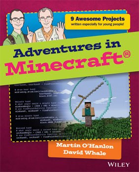 Adventures in Minecraft (O'Hanlon, Whale)