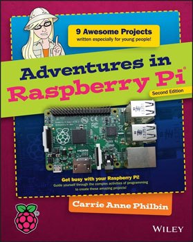 Adventures in Raspberry Pi (O'Hanlon, Whale)