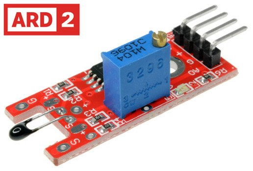 Arduino Compatible ARD2 Digital Temperature Sensor