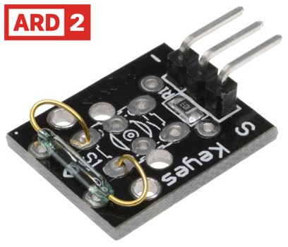 Arduino Compatible ARD2 Mini Reed Switch Module