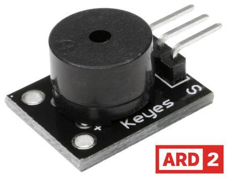 Arduino Compatible ARD2 Piezo Transducer Module
