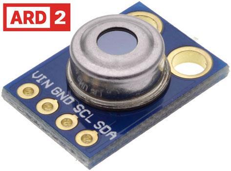 Arduino Compatible ARD2 Non-Contact Infrared Temperature Sensor GY-906
