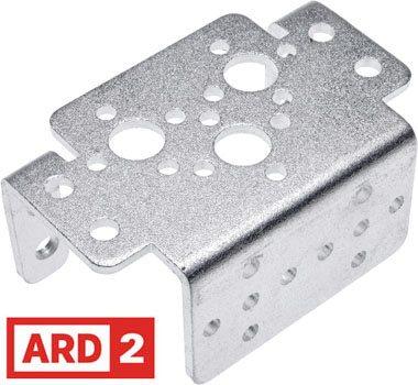 ARD2 Servo Mounting Bracket Metal