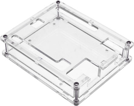 Transparent Acrylic Case for Arduino UNO R3