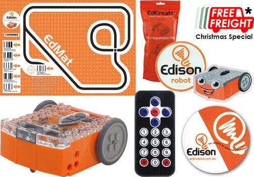 Edison Bonus Bundle Contents