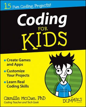 Coding for Kids For Dummies (McCue)