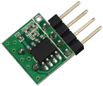 Dorji High Sensitive ASK Receiver Module