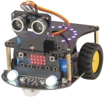 Duinotech Mini Smart Car with Microbit