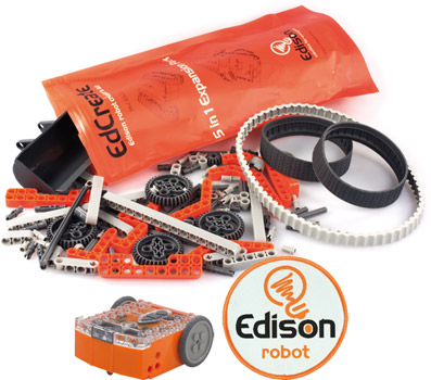 Photo of an Edison Stem Kit 4.