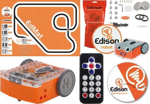 Photo of an Edison Stem Kit 5.