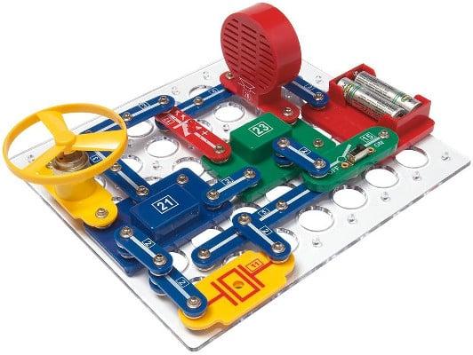 180 Electronic Experiments Kit