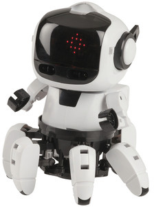 Photo of a Tobbie the Robot II Kit.