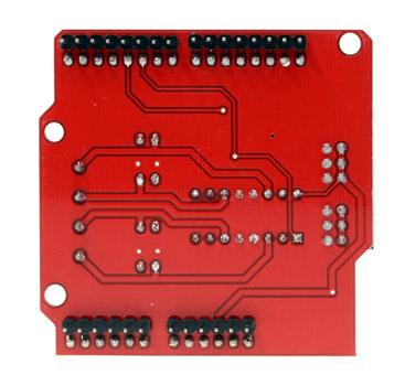 Arduino Compatible L293B Dual H Bridge Servo Controller Shield