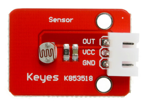 Light Sensor Arduino Compatible