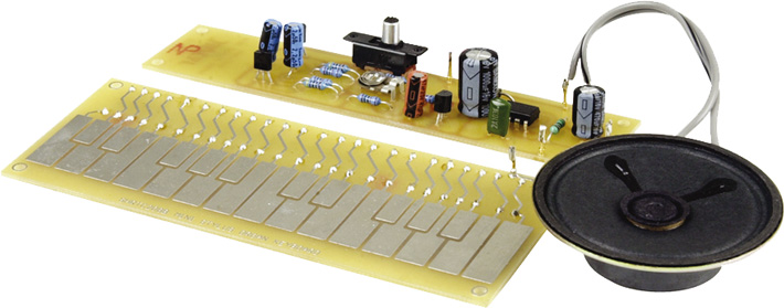Mini Electronic Organ Kit - Short Circuits Volume 2 | Wiltronics