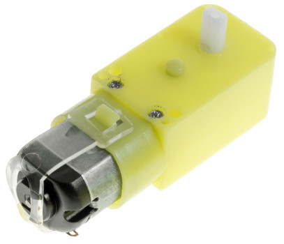 Single Axis Yellow Motor 3-6VDC