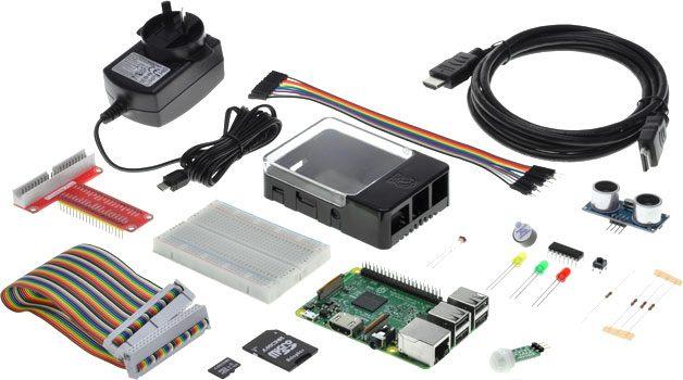Raspberry Pi 3 Model B STEM Coding Starter Pack
