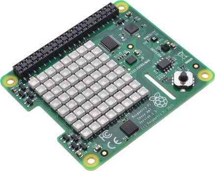 Raspberry Pi Sense HAT GPIO Board