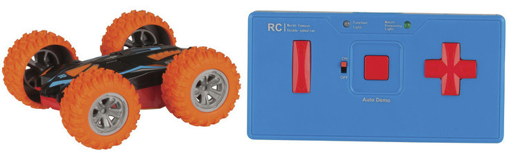 RC Stunt Car Mini - Orange