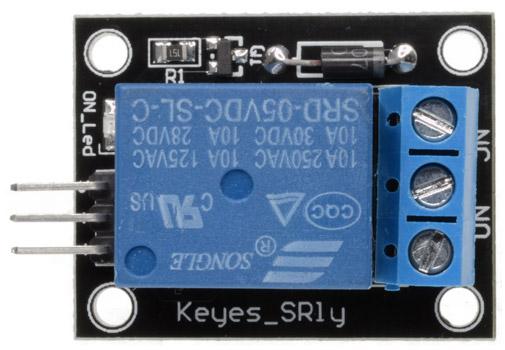 Relay Output Module Arduino Compatible
