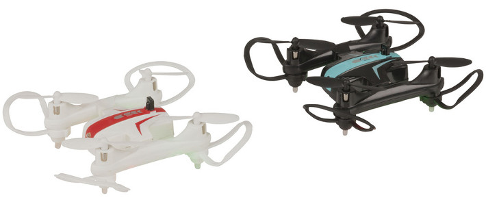 Remote Controlled Battle Drones 2 Pack