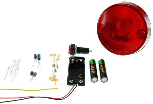 Tail Light Flasher Kit