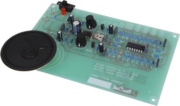 19  Train Sounds FX Kit
