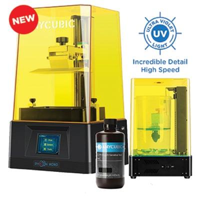 UV Resin 3D Printer Bundle - Anycubic