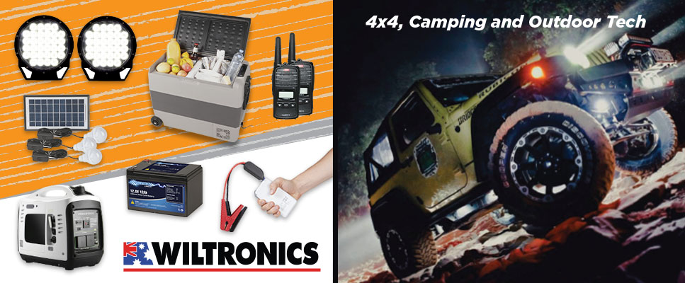 Expanded 4WD, Outdoors and Camping range