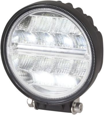 """2,272 Lumen Round LED Vehicle Floodlight 5"""""""